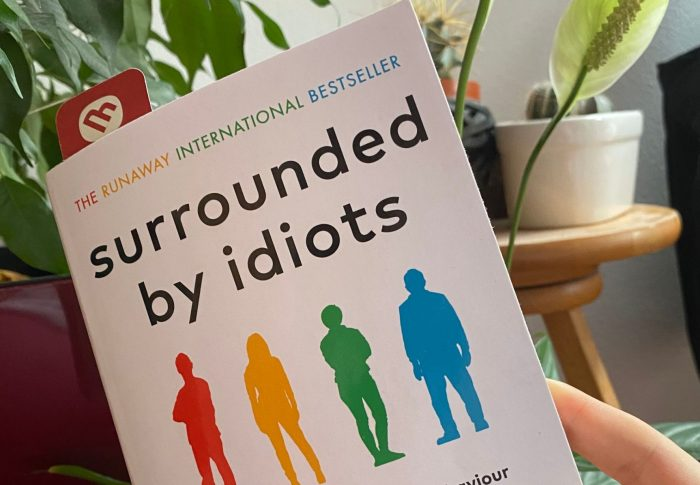 Surrounded by idiots – Thomas Erikson