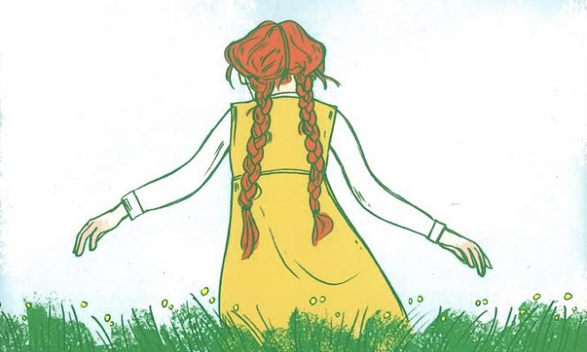 Anna zo Zeleného domu – L. M. Montgomeryová