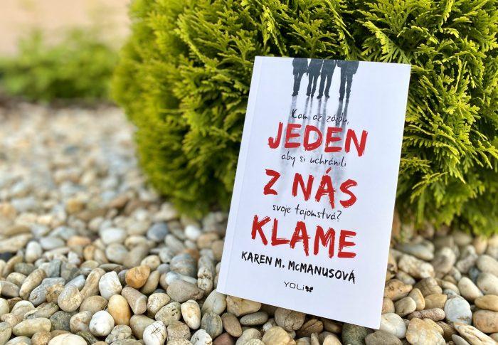 One of Us Is Lying – Karen M. Mcmanus